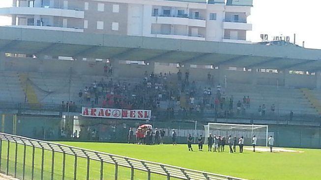 Serie D, Vastese-Chieti: trasferta vietata per i tifosi neroverdi