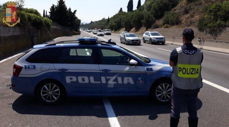 Bellante, alla guida sotto l'effetto di sostanze e centrale dello spaccio in casa: arrestato