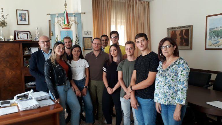 Roseto, alternanza scuola-lavoro: si conclude l'esperienza di sette studenti del Moretti