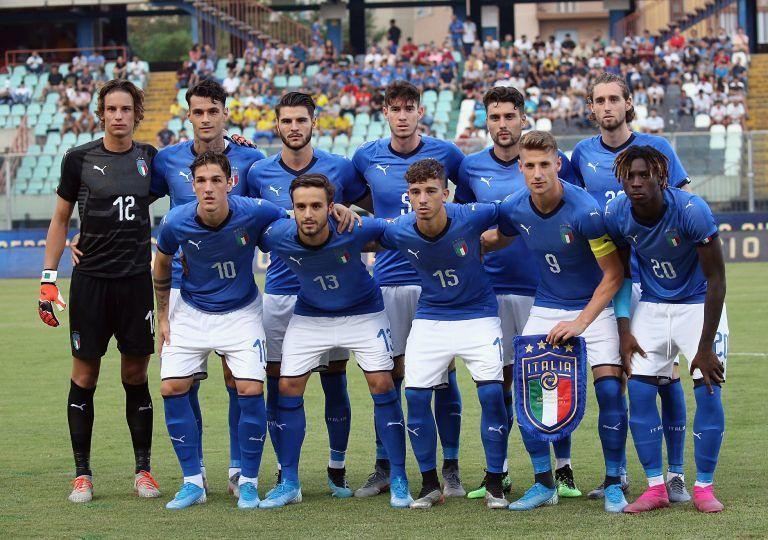 Italia Under 21 a Castel di Sangro contro il Lussemburgo. Biglietti omaggio per scuole calcio e giovanili