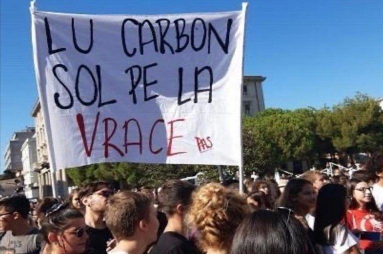 Friday For Future in Abruzzo, la foto virale sui social