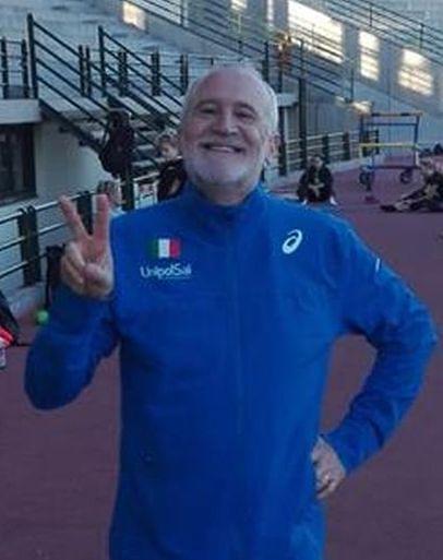 Atletica leggera: Claudio Mazzaufo ai Mondiali di Doha