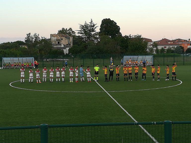 Derby bis tra New Club Villa Mattoni e Nuova Santegidiese finisce 5-1