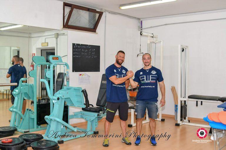 Blueitaly Pineto Volley si prepara per la prima amichevole