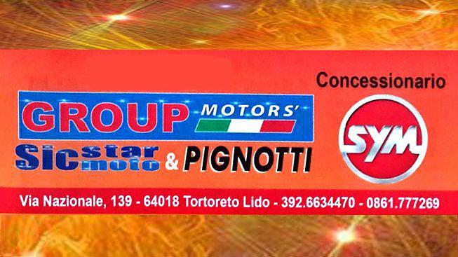 SICSTAR MOTORS GROUP Tortoreto Lido (TE)Via Nazionale, 139 Continue Novità e Formidabili Occasioni!