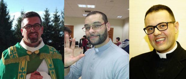 Tre nuovi sacerdoti per la diocesi Pescara-Penne