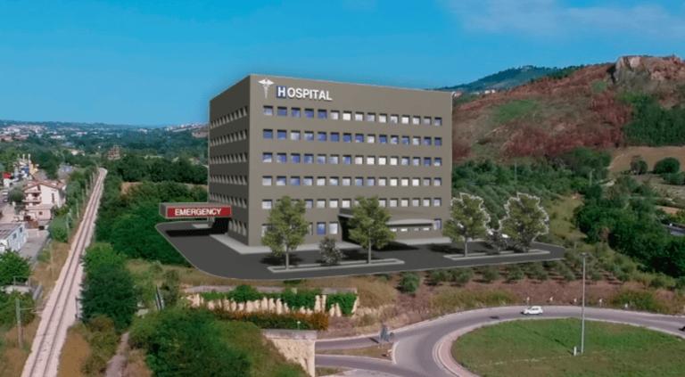 """Teramo, nuovo ospedale: """"La Asl fa retromarcia sul project financing"""""""