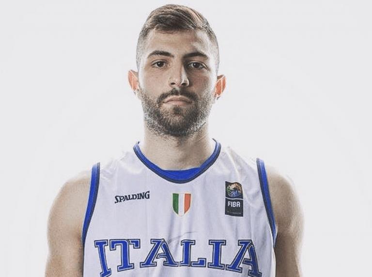 Basket, Giorgio Di Bonaventura convocato in nazionale