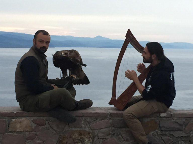 L'Arca di Noè parte la nuova stagione su Canale 5 con la conferma del falconiere Giovanni Granati