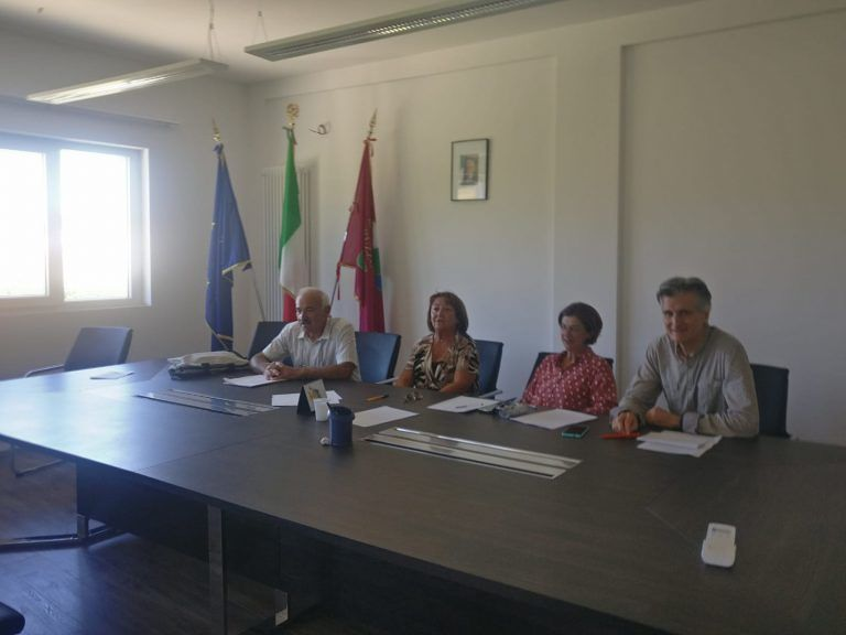 Sant'Omero, prende forma il Comitato Vibrata Bene Comune: ecco le finalità FOTO