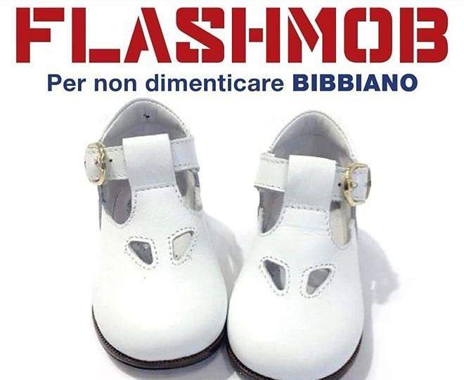 "Pescara, flash mob su Bibbiano: ""Locandina da film horror"""