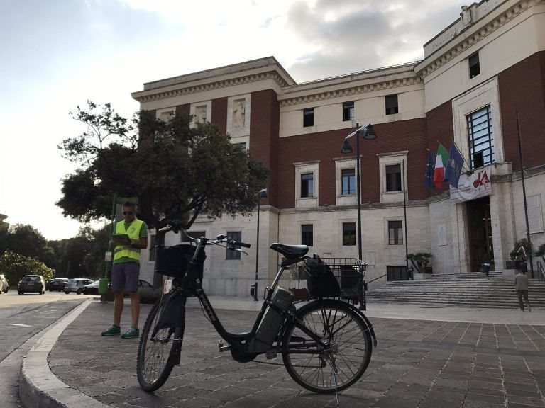 Pescara, Bike to work: oltre 3mila a lavoro in bici