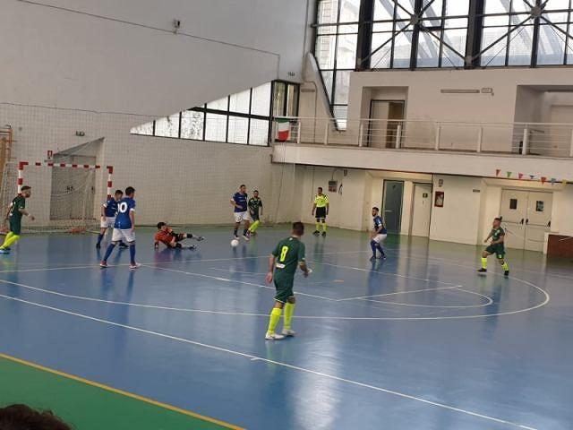 L'Asd Invicta Futsal 2005 perde ad Avezzano 5-2
