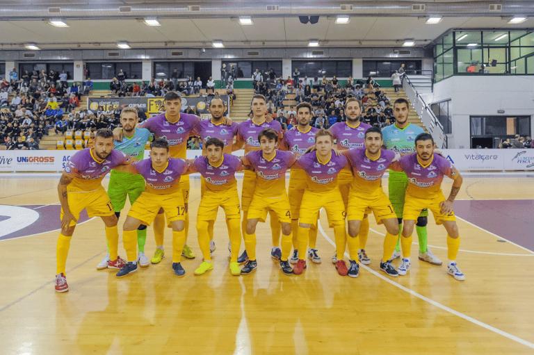 Futsal, Colormax Pescara chiude l'anno perdendo a Pesaro