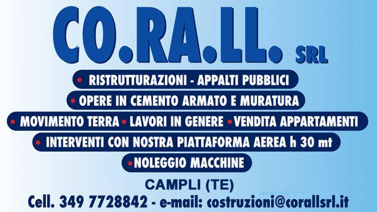 CO.RA.LL. S.r.L. Una Squadra Versatile ed Operativa A CAMPLI (TE)