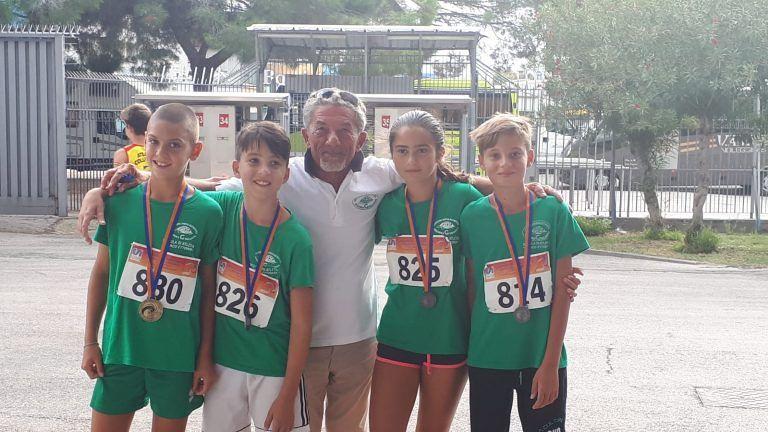 Atletica Leggera, Ecologica G protagonista al Campionato Nazionale CSI di Pescara