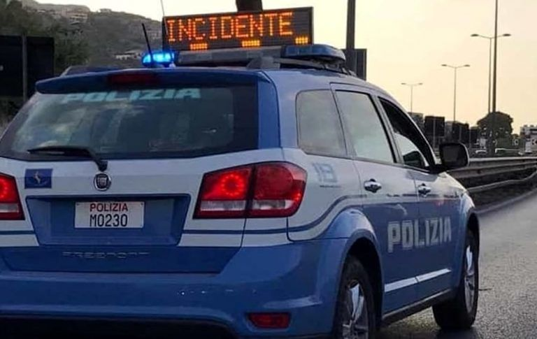 Pescara, contromano sull'Asse Attrezzato: si scontra con un autobus