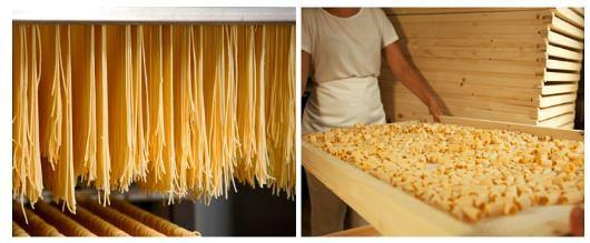 LA NUOVA CHITARRA Pastificio Artigianale Giulianova (TE) Dalla terra, al mulino fino all'impasto Solo Cereali selezionati e filiera esclusiva!
