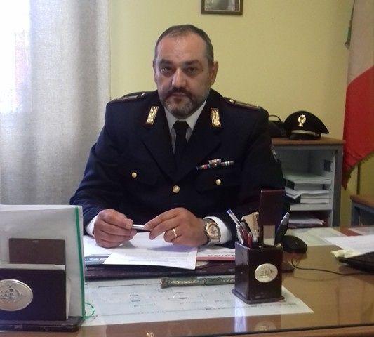 Luca Di Paolo nuovo comandante della sottosezione Polizia Stradale di Vasto Sud