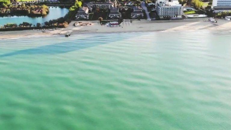 Silvi, l'acqua del mare non è contaminata: lo dice l'Arta