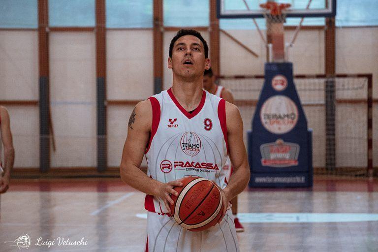 Basket, Teramo a Spicchi pronta per l'amichevole in trasferta con la Sambenedettese