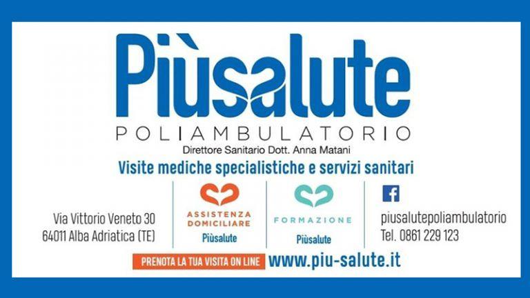 POLIAMBULATORIO Piùsalute Alba Adriatica (TE)   Giovedì 14 e Martedì 19 novembre Giornate dedicate alla Prevenzione del tumore alla prostata