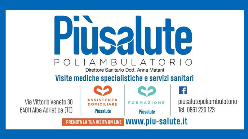 Martedì 5 Novembre-Prima giornata di prevenzione del tumore alla prostata| Poliambulatorio PiùSalute Alba Adriatica (TE) |