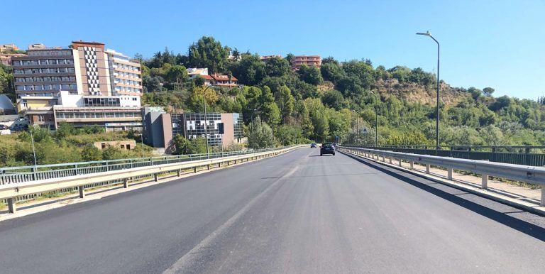 Teramo, viadotto San Gabriele: affidati i lavori di ripristino