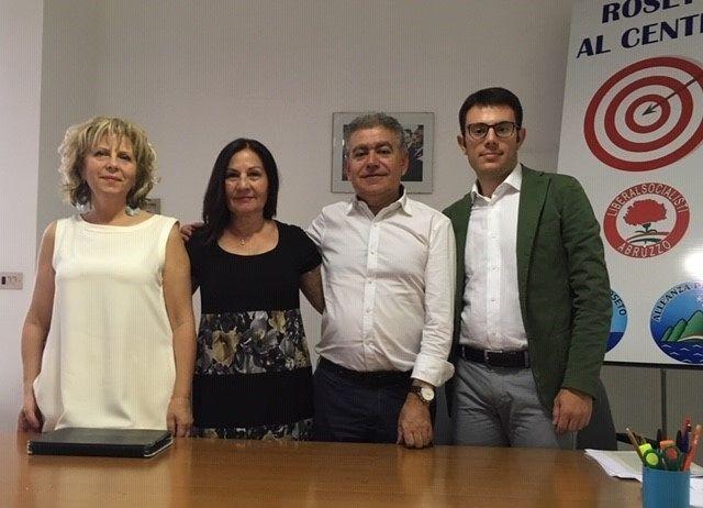 Roseto al Centro: 'Urbini cooardinatrice di Forza Italia: percorso condiviso'