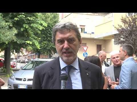 Sicurezza, Marsilio e Testa incontrano il questore di Pescara VIDEO
