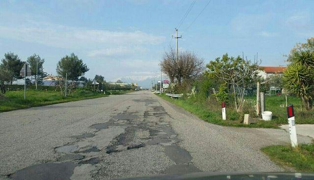 La strada provinciale Lanciano – Fossacesia inserita nella richiesta di trasferimento all'ANAS