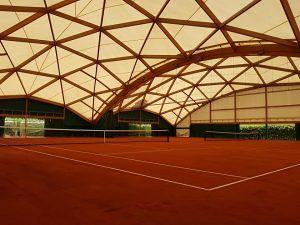 Tennis service: sistemi TNS Mapei con possibilità di ristrutturare qualsiasi superficie dei campi da gioco