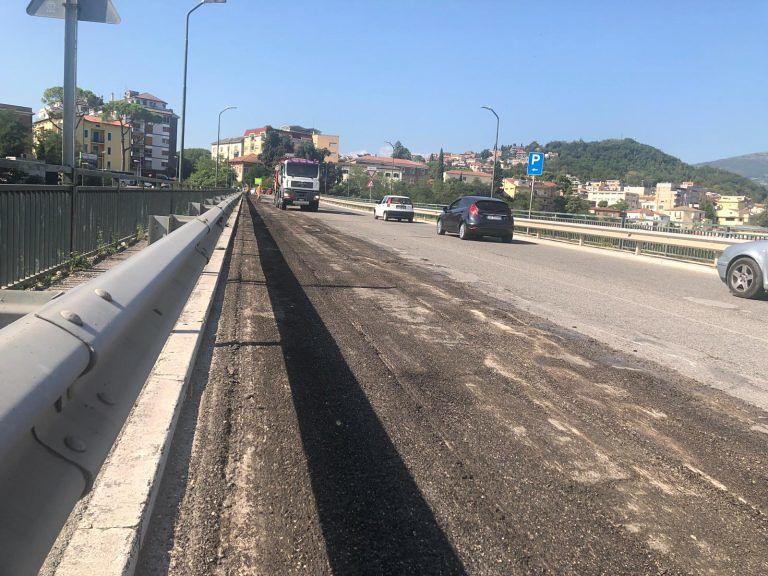 Teramo, piano asfalti: sabato e domenica chiuso Ponte san Ferdinando