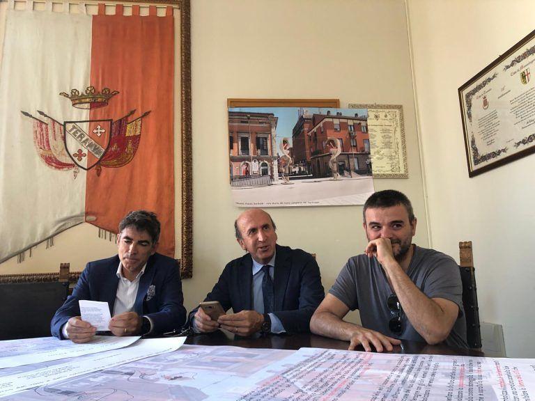 """Teramo Vive: """"Decoro e sicurezza della città a repentaglio"""""""