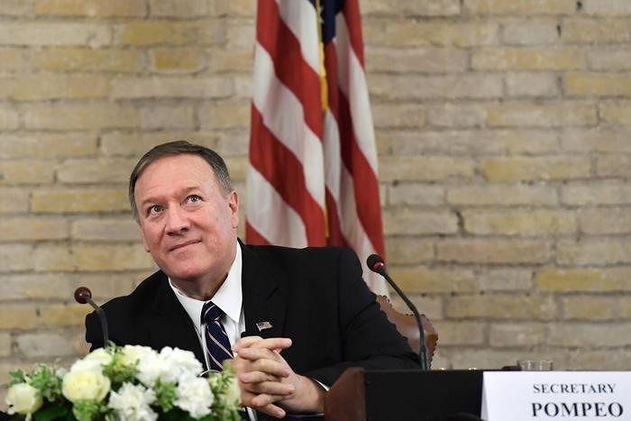 Segretario di stato americano a Pacentro: il paese di Madonna