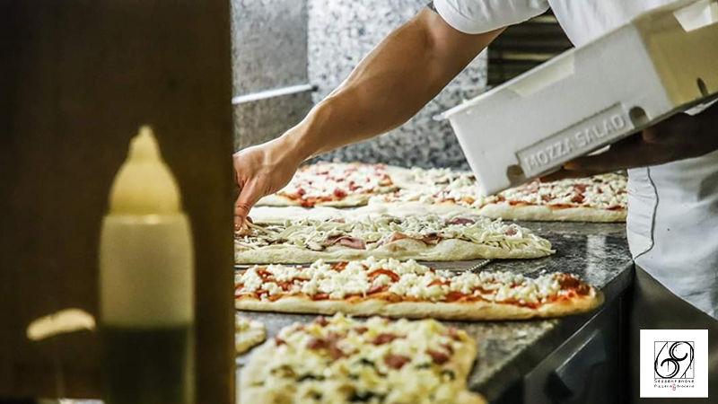 Sessantanove Pizzeria e Braceria Ogni settimana esclusive novità in menù! Sono disponibili PIZZE VEGANE, PIZZE per Intolleranti al lattosio, PIZZE ai Cereali
