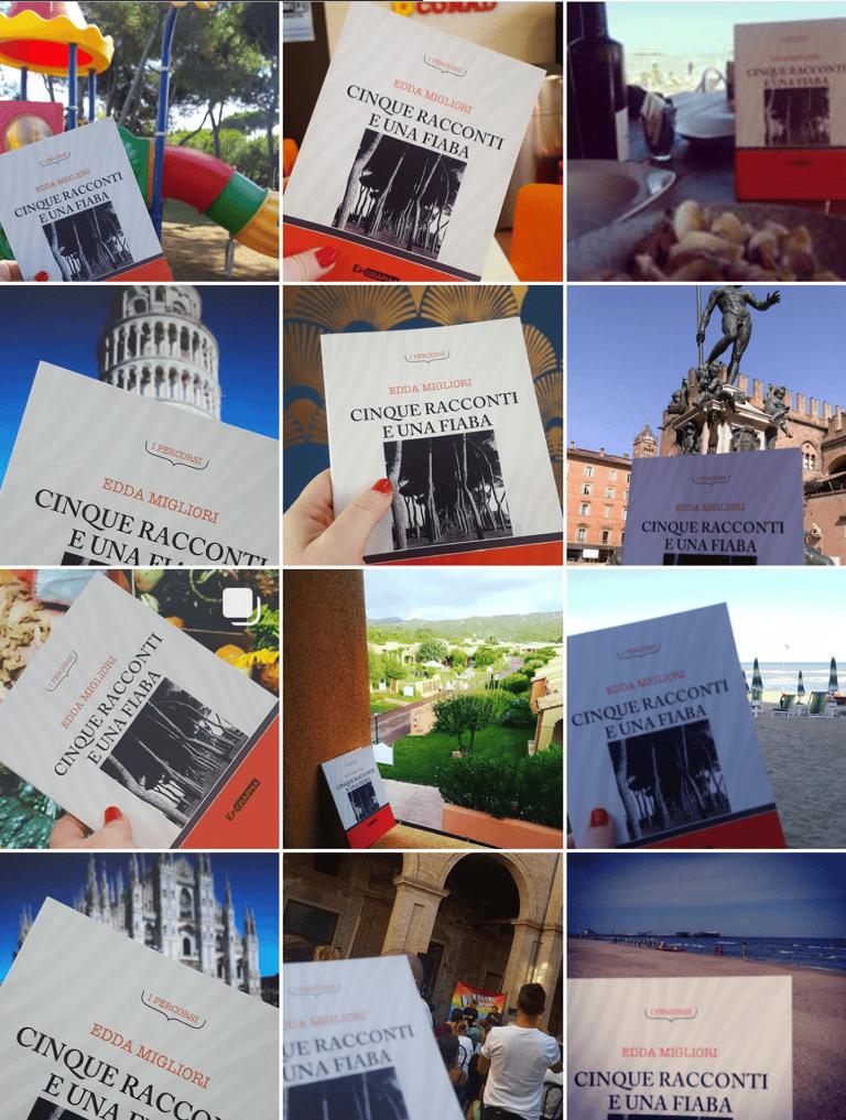 """Pineto: un hashtag per il libro """"Cinque racconti e una fiaba"""" di Edda Migliori"""