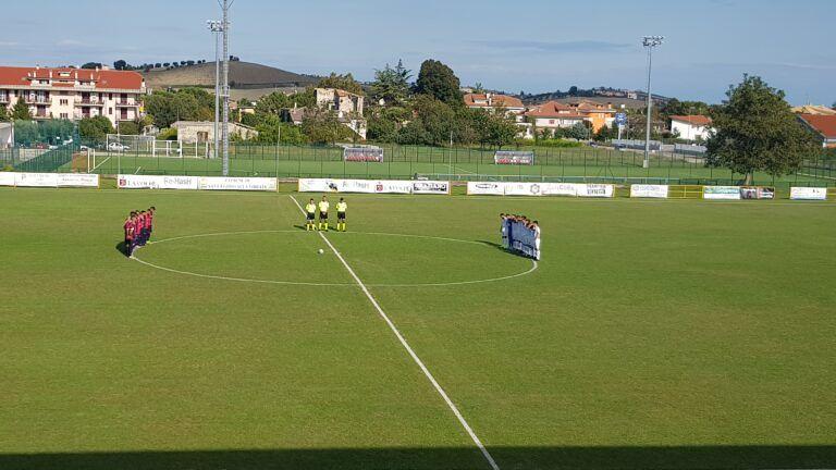 Villa Mattoni-L'Aquila 0-1. I commenti post gara