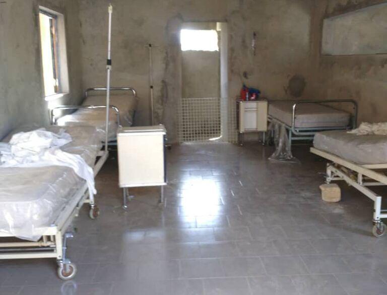 Completato il presidio ospedaliero di primo soccorso a Sindia grazie alle donazioni ricevuto dal Colibrì Onlus di Giulianova