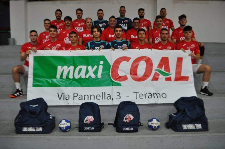 Pallamano, esordio con il botto per la Lions Teramo che piega Benevento (24-22)