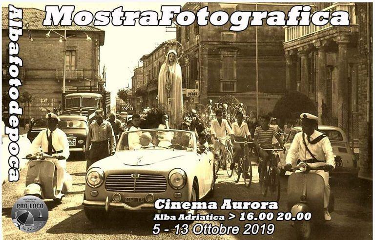 Da Tortoreto Stazione ad Alba Adriatica: il viaggio di una città nella mostra fotografica nell'ex Cinema