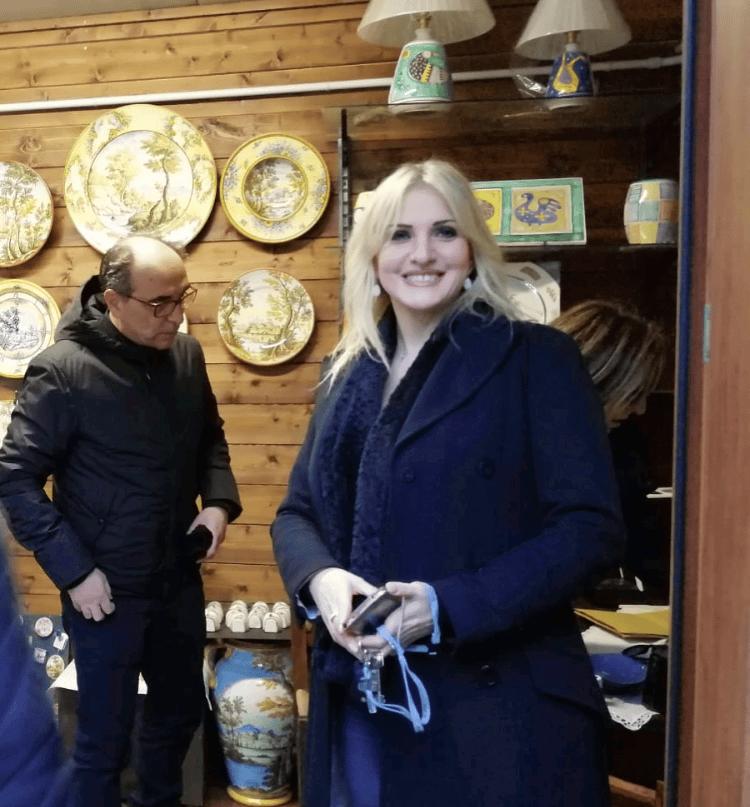 Castelli, a rischio il lavoro di quattro artigiani: interviene la Consigliera di Parità Brandiferri