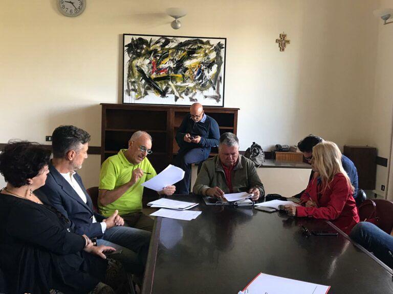 Pescara, pista ciclabile via Muzii: test sull'utilizzo entro Natale