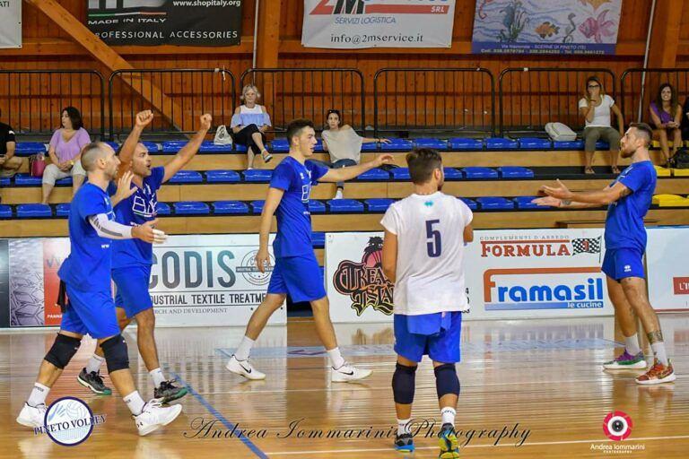 Volley, Blueitaly Pineto vince contro Paglieta: guardia alta anche in pre-campionato