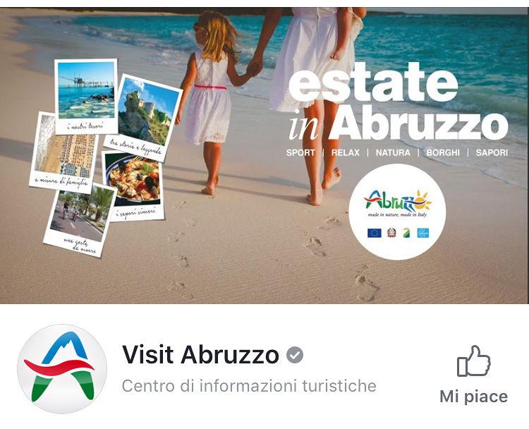 Visit Abruzzo, Febbo: nessun errore. E' una foto emozionale