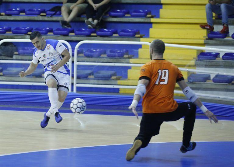 Futsal, Acqua e Sapone soffre ma vince contro Aniene