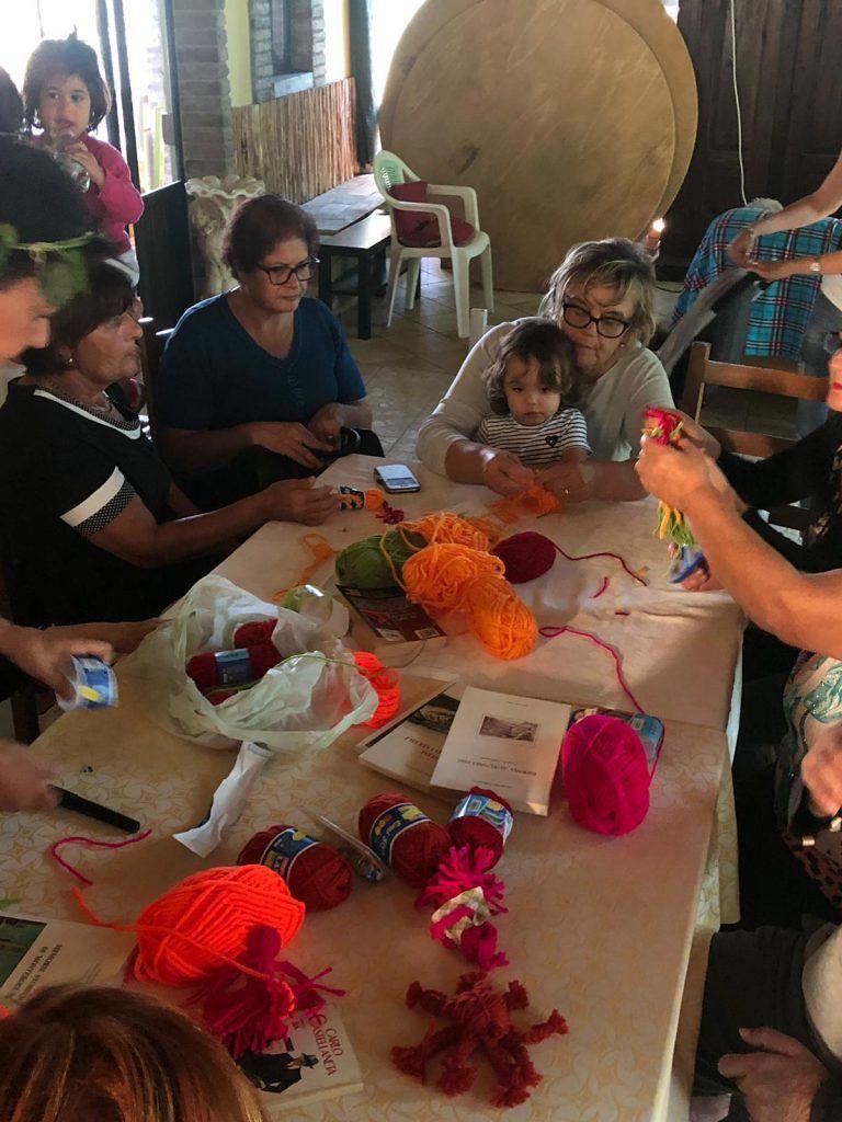 Festa dei nonni: laboratori e storie all'asilo nido di Castelnuovo Vomano