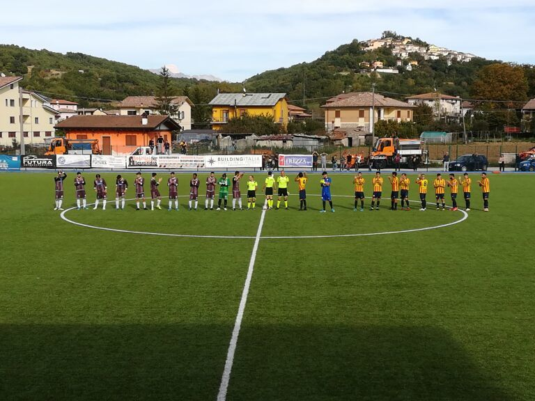 Santegidiese lotta e vince 2-1 in casa del Tornimparte