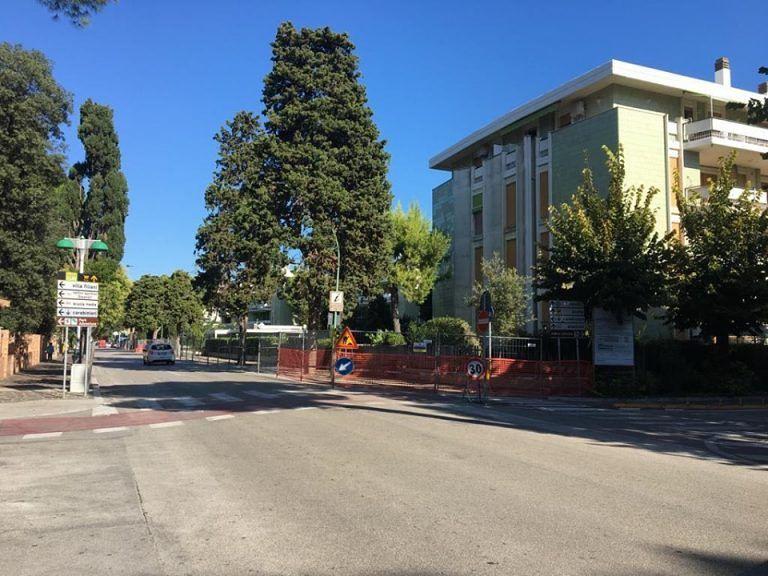Pineto, nuovi marciapiedi per viale D'Annunzio: al via i lavori