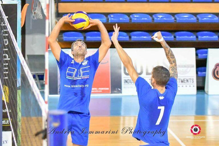 Volley, Blueitaly Pineto porta a casa la prima vittoria